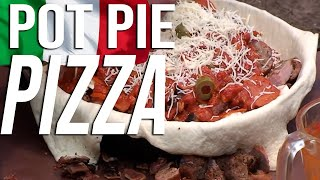 Black Iron Pizza Pot Pie recipe