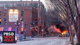 WATCH LIVE: Police give update on Nashville explosion
