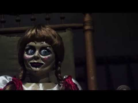 Annabelle Doll Prop