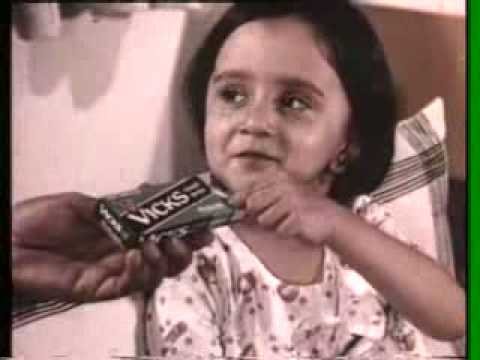 "OLD INDIAN ADs ""Vicks Classic"" - YouTube"