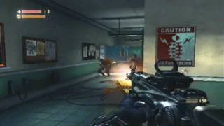Singularity PS3 Gameplay 720p