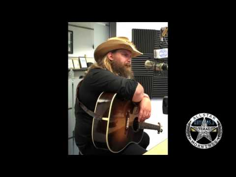 Chris Stapleton Interview with Chuck Taylor on KHYI