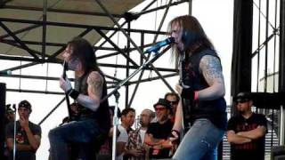 """Bullet for My Valentine- """"Begging for Mercy""""  LIVE Bamboozle 2010"""