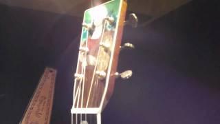 "Winter NAMM 2011 Martin Booth 2/3  ""Da Vinci"" Serial 1, 500,000 Guitar"