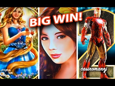 IT'S AWESOME! - FUN SLOT FEATURES - Big WIn! - Slot Machine Bonus - 동영상