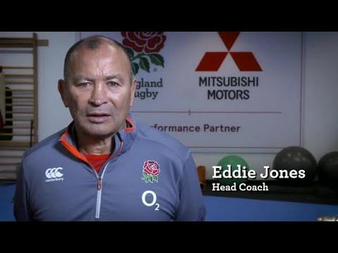 Eddie Jones announces 33-man training squad