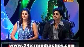 Boys vs Girls Vijay Tv Shows 3-13-2009 Challange Expression Round Part 4