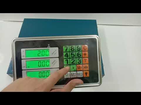 Весы беспроводные ВЭТ