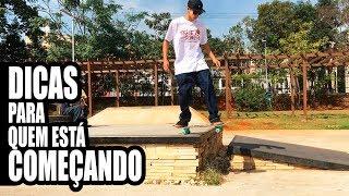 PERDER O MEDO DE ANDAR DE SKATE - COMO MANDAR #4