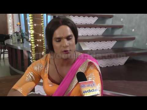 Hogi Pyar Ki Jeet Bhojpuri Film Khesari Lal Yadav औरत के किरदार मे नज़र आए EXCLUSIVE Inter