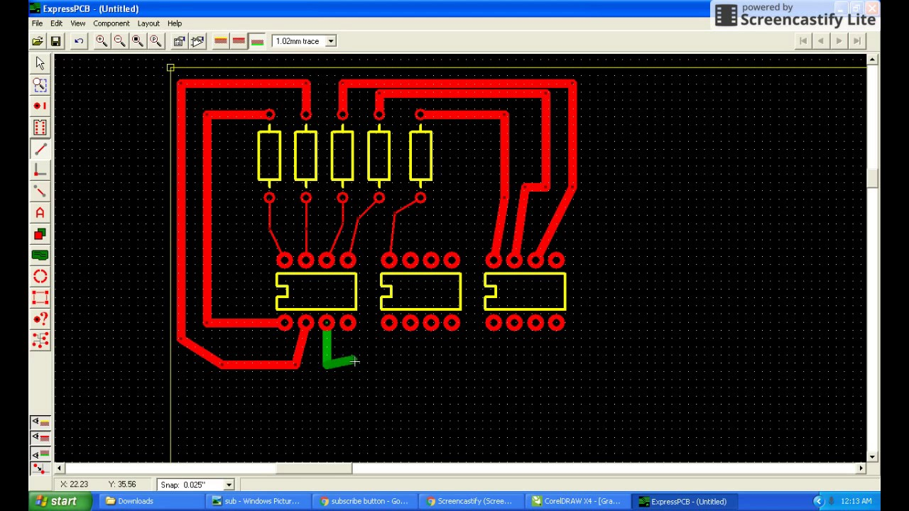 How to pcb design by EXPRESS PCB ?