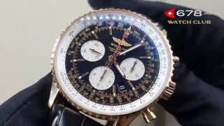 Breitling Navitimer 18k red gold RB012012 BA49 оригинальные часы(Breitling Navitimer 18k red gold RB012012/BA49/435X/R20BA.1 Оригинальные часы Брайтлинг где купить и по какой самой выгодной цене..., 2016-08-16T12:52:37.000Z)