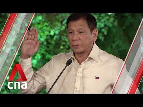 Philippines President Duterte appoints drug war critic Leni Robredo as 'drugs tsar'