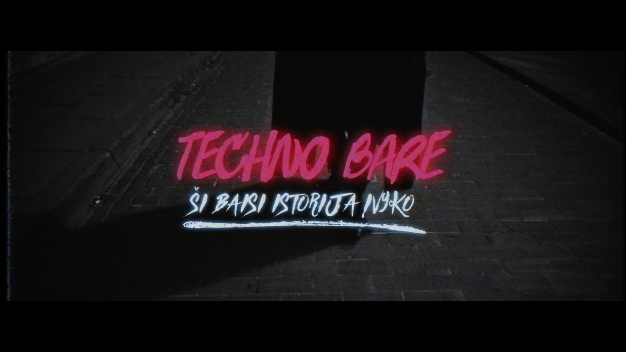 Vidas Bareikis - Techno Bar