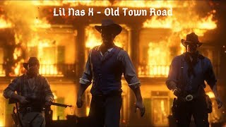 Lil Nas X - Old Town Road (Piano Tutorial)