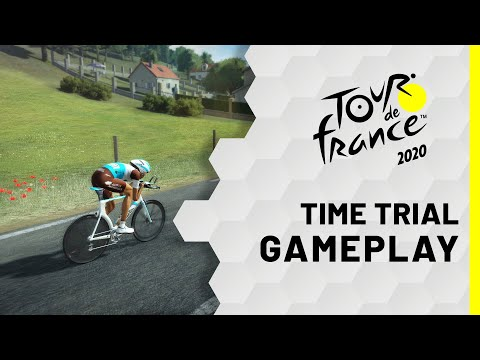 Tour de France 2020 | Time Trial Gameplay