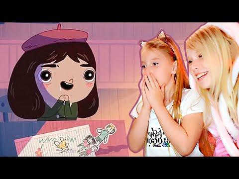 Приключения невезучей девочки. Маленькая Неудача в гостях у хомяков. Мы играем Little Misfortune.