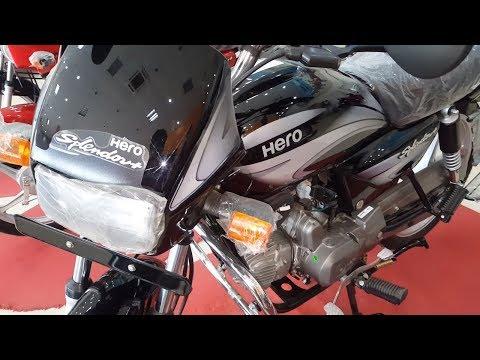 New bikes photos and price hero splendor plus