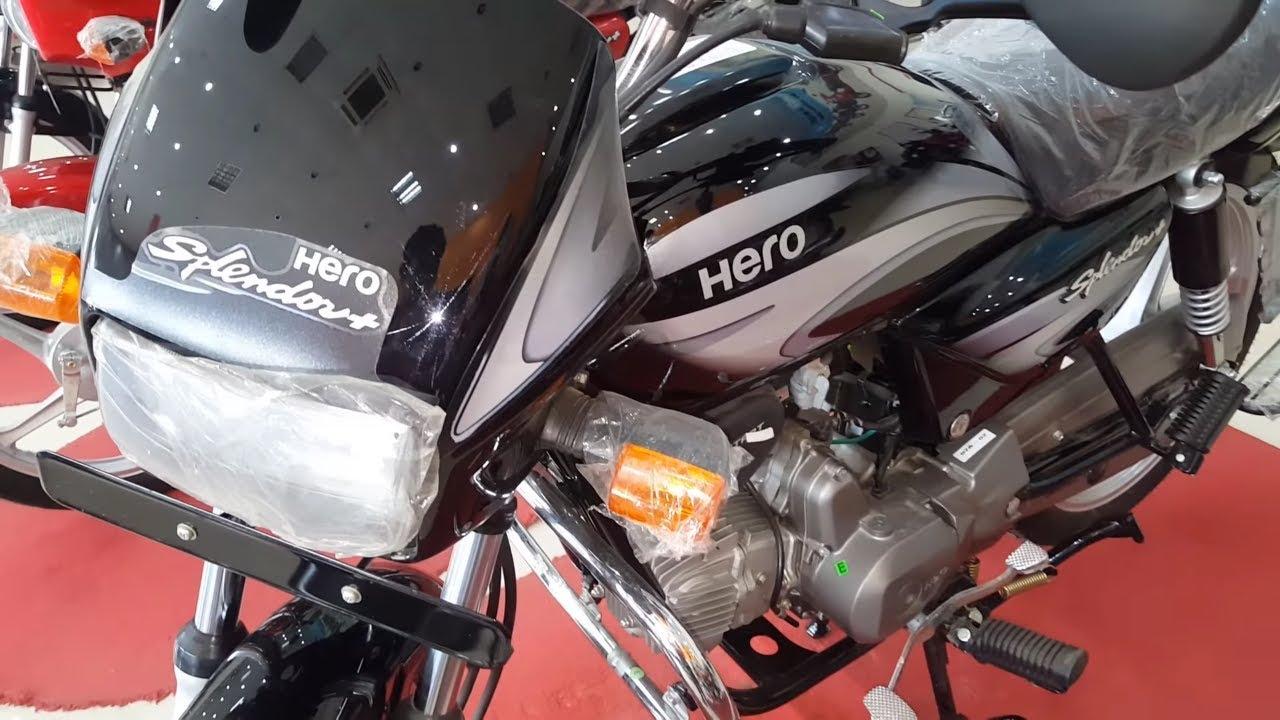Hero splendor plus bike price