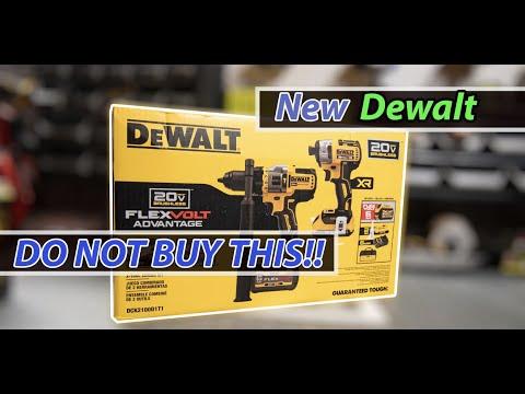 NEW!!!! Dewalt Flexvolt Advantage kit