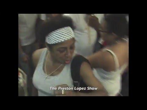 DOMINICANS IN WASHINGTON HEIGHTS -Preston Lopez Show (2005)