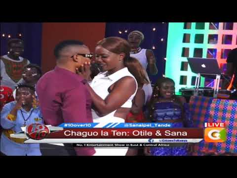 Chaguo la Ten, Otile and Sanaipei #10Over10
