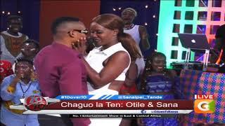 Chaguo la Ten, Otile and Sanaipei #10Over10