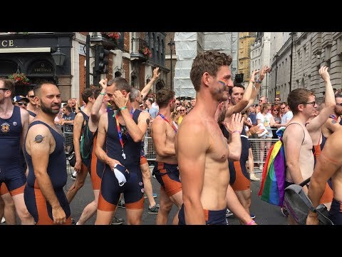 London Gay Pride Parade 2017