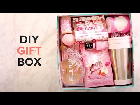 DIY Box of Happy - Just Because Gift Idea - HGTV Handmade