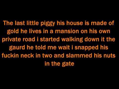 Piggy pie (old school) by icp lyrics