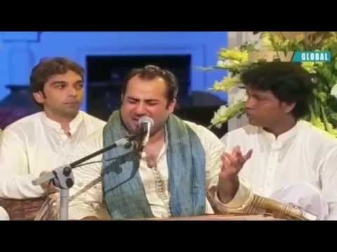 Rahat Fateh Ali Khan Ghalib Koi Umeed bar nahi aati full song
