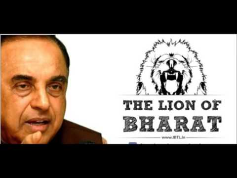 Dr Subramanian Swamy