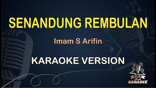 Senandung rembulan Imam S Arifin (Karaoke Dangdut Koplo) - Taz Musik