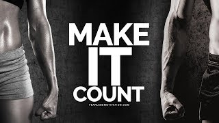 Download Make It Count! - The Most Powerful Sports Motivational Speech Ever! Mp3