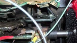 John Deere 317 repower