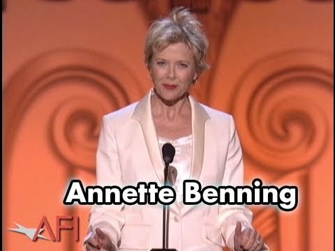 Annette Benning On Working With Michael Douglas In THE AMERICAN PRESIDENT