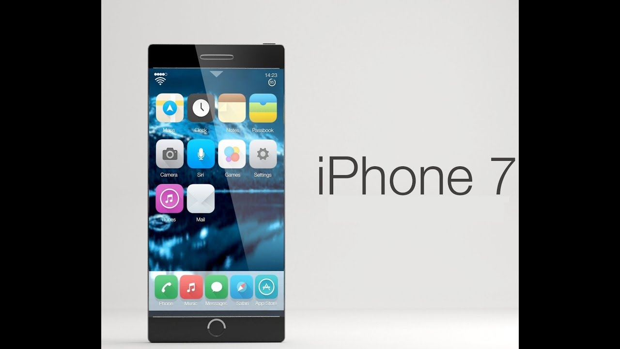 iPhone 7 (Apple) : official video - YouTube