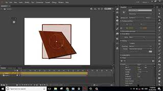 3D-Animation in Adobe Animate CC