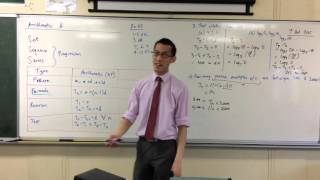 Arithmetic Progressions (2 of 2: Testing, Counting Multiples)