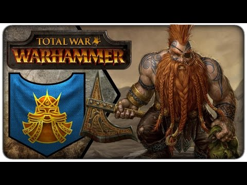 Total War: Warhammer :: Dwarves Campaign :: E13 - Victory Conditions