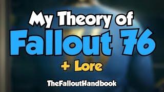 My Theory of Fallout 76 | TheFalloutHandbook