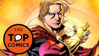 ¿Quién es Adam Warlock? l Explicación escena post-créditos Guardianes de la Galaxia Vol.2