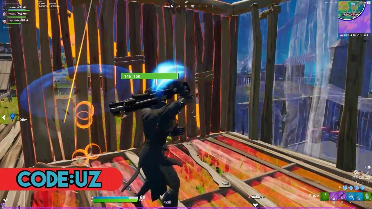 Fortnite Trio Arena 24 kills