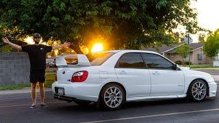 Buying a 2005 Subaru Impreza WRX STi (GC8 Donor Car!)