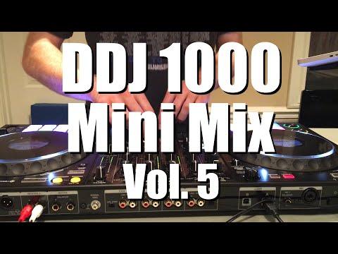 """Pioneer DJ DDJ 1000 Mini Mix: """"Big Riddim Monsta"""" and """"Hotplate"""" - TimmyG"""