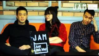 An Nguy  tình tứ  với HuyMe bên cạnh Toàn Shinoda   Kenh14 vn