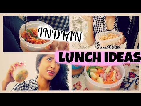 Lunch Ideas For School + College II Quick + Healthy
