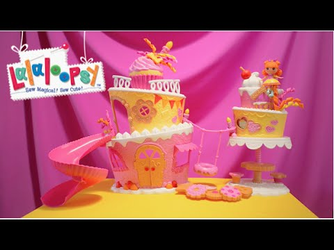 Lalaloopsy Musical Cake Playset Super Silly Party  sc 1 st  YouTube & Lalaloopsy Musical Cake Playset Super Silly Party - YouTube
