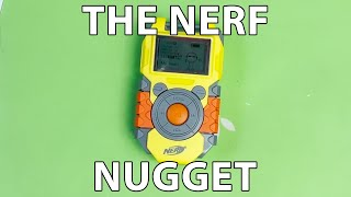 Even NERF made an mp3 player...