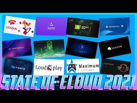 The Current State of Cloud Gaming - June 2021 - 13 of the Best Cloud Gaming Services